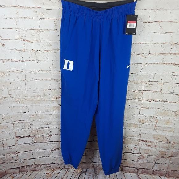 7fe7d64e8 Nike Pants | Dri Fit Blue Basketball Athletic L New | Poshmark